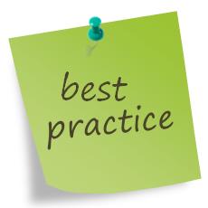 Best practice Projekte